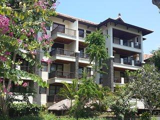 2 Bedroom Spacious Apartment in Nusa Dua