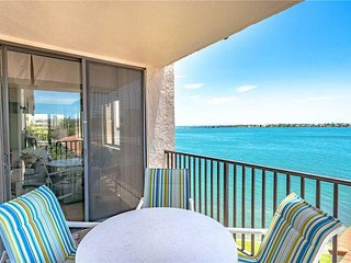 Bahia Del Mar P-401, 2 Bedroom, Bay Front, Heated Pool, Spa, WiFi, Sleeps 5 - Co