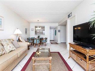 Ocean & Racquet 5116, 2 Bedrooms, Ocean View, Ground Floor, Pool, Sleeps 6 - Con