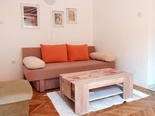 One bedroom apartment Klenovica, Novi Vinodolski (A-5548-c)