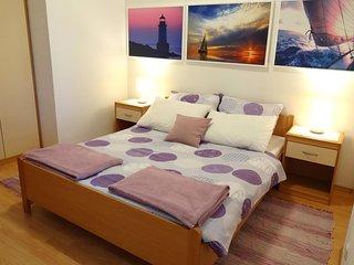 One bedroom apartment Klenovica, Novi Vinodolski (A-5548-f)