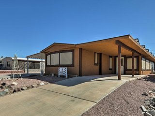 NEW! 3BR Home w/Boat Parking & View of Lake Havasu