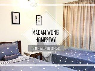 Madam Wong Homestay Melaka