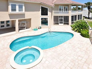 Ocean Delight, 4 Bedrooms, Ocean Front, Private Heated Pool, Sleeps 8 - House