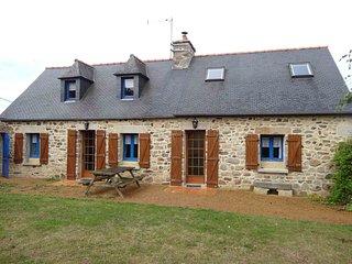 Maison des Hortensias au coeur de la Presqu'ile de Lezardrieux proche Breh