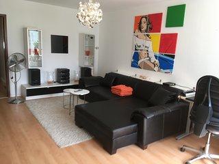 Wohnung in ruhiger Lage in der Nähe des Zentrums von Heilbronn
