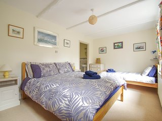 The Coach House, Shanklin - AUTUMN SPECIALS - £250 for 2 nights for 6 people