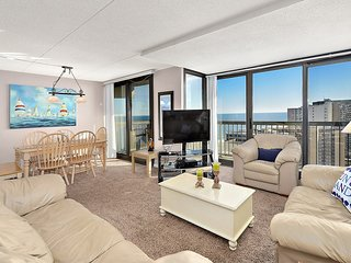 Sea Watch 1917 - Stay Oceanfront w/ Pools, Tennis, Game Room!