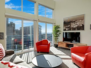 Belltown Court Loft Penthouse