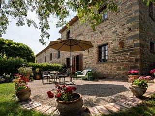 Casa di Adrienne, Cortona.