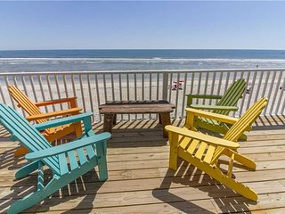 Blue Parrot, 3 Bedrooms, Ocean Front, Summerhaven, Sleeps 10 - House