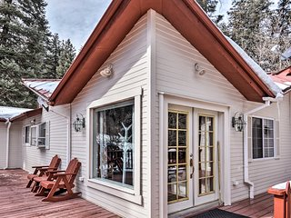 This charming abode has everything you need for daily comfort while you're away!