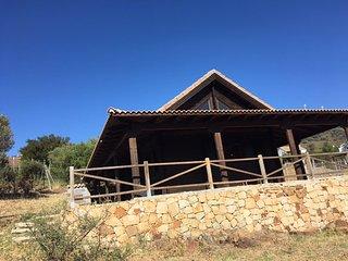 Bonita casa de Madera en Tarifa