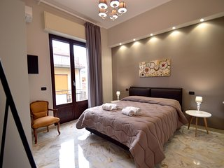 Casa Romeo - nice apartment at the foot of Etna a few km from the ski slopes.