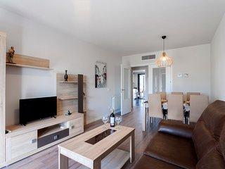 Luminoso y Nuevo Apartamento Zona Madrid Rio 6 PAX