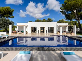 6 bedroom Villa in Sant Rafel, Balearic Islands, Spain : ref 5581834