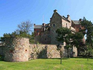 058 - Restored Fortified Castle