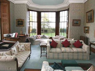 Another angle of the elegant drawing room