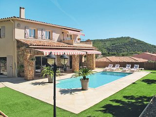 4 bedroom Villa in Taradeau, Provence-Alpes-Cote d'Azur, France : ref 5437131