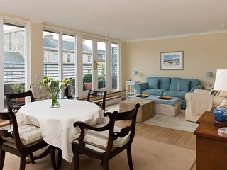Fettes Row - Penthouse apartment on Fettes Row