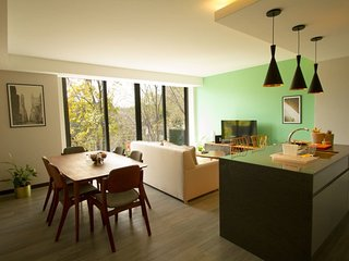 Bright 2BR apartment nestled in La Condesa