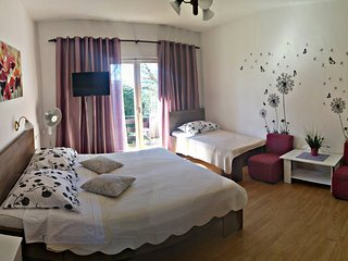 paradise house room4 50m from sea