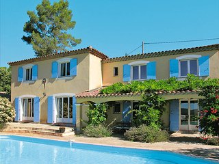 6 bedroom Villa in Entrecasteaux, Provence-Alpes-Côte d'Azur, France : ref 54370