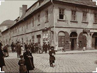 Au coeur de la vieille ville juive KAZIMIERZ