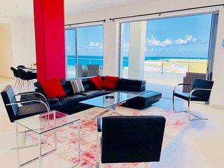 Modern Blue Residence Condo, Cupecoy, Sint Maarten