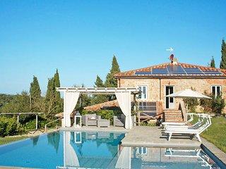 4 bedroom Villa in Terranuova Bracciolini, Tuscany, Italy : ref 5446328