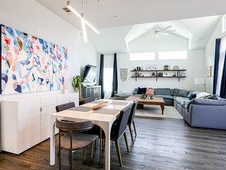 Modern, Airy, Luxe & Comfy - 3bd/2ba Galindo Home