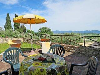 4 bedroom Villa in Colle di Val d'Elsa, Tuscany, Italy : ref 5447369
