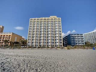10th Floor OceanFront Efficiency at SeaMist Great Views!! Full Kitchen!!!