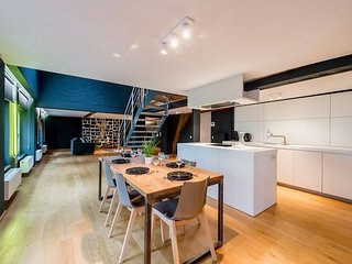 Apartment in the center of Brussels with Lift, Terrace, Washing machine (618056)