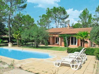 4 bedroom Villa in Lorgues, Provence-Alpes-Côte d'Azur, France : ref 5437097