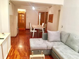 In Valencia with Internet, Air conditioning, Terrace, Washing machine (690443)