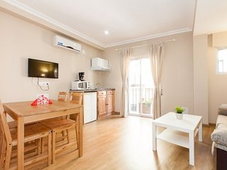 In the center of Seville with Internet, Air conditioning, Lift, Terrace (485344)