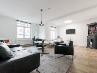 Apartment in the center of Hanover with Internet, Parking, Washing machine (9100