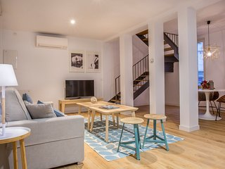 482 m from the center of Madrid with Internet, Air conditioning, Lift, Balcony (