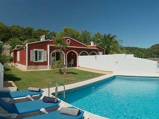 Villas Galdana Palms V3D AC 02