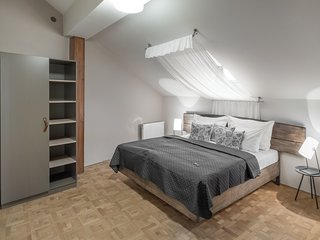 Apartment in the center of Prague with Internet, Air conditioning, Parking, Wash