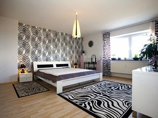 Apartment in Hanover with Internet, Parking, Balcony, Washing machine (524664)