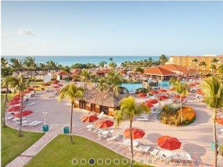 Aruba Ocean Front Beach Resort and Casino