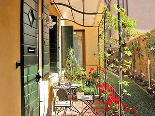 Studio apartment 521 m from the center of Venice with Internet, Air conditioning