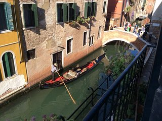 Apartment 84 m from the center of Venice with Internet, Air conditioning, Terrac