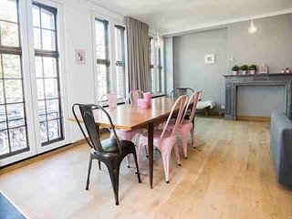 Apartment 476 m from the center of Liège with Lift, Washing machine (623639)