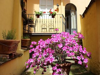 Apartment in the center of Florence with Internet, Air conditioning, Terrace, Wa