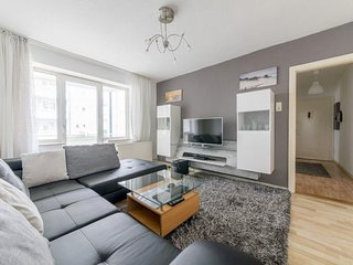 Apartment in Hanover with Internet, Parking, Balcony, Washing machine (708551)