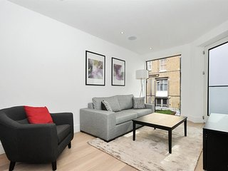 1.2 km from the center of London with Internet, Lift, Washing machine (740929)