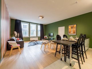 Apartment 449 m from the center of Brussels with Lift, Terrace (618020)